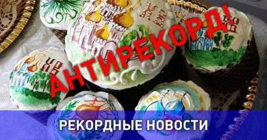 Самые дорогие Пасхальные куличи в России
