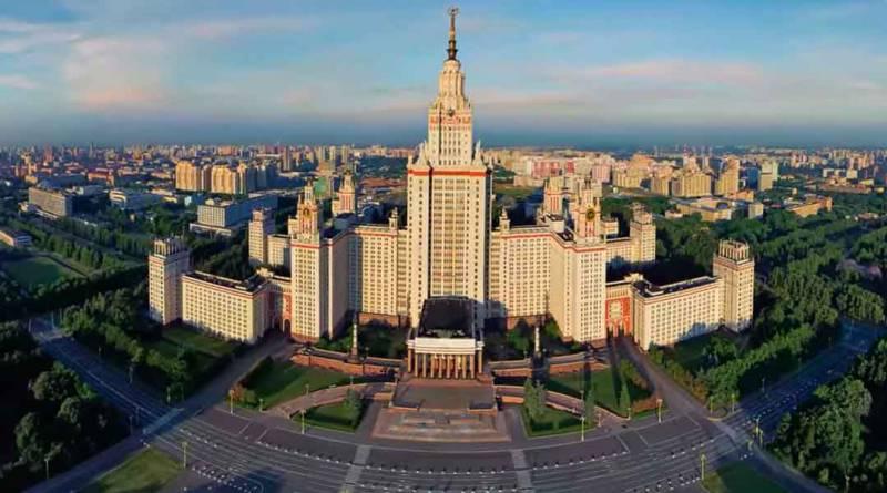 Рекордные здания и сооружения России