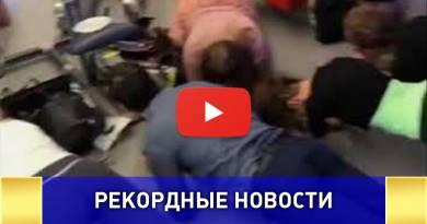 Самое массовое удержание планки в России